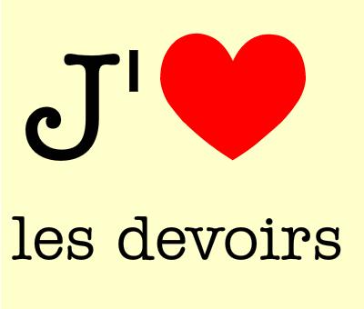 foto de Devoirs Le Site Français de Mme Creech